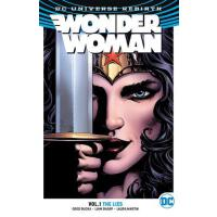 【预订】Wonder Woman Vol. 1: The Lies (Rebirth)