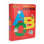 立体字母ABC