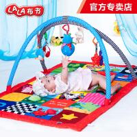 宝宝健身器婴儿爬行垫游戏垫3-12个月婴儿玩具0-1岁玩具毯子