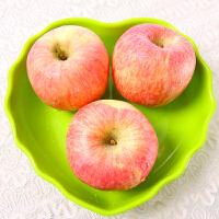 【陕西乾县馆】关中人家 5斤陕西新鲜红富士苹果水果吃的脆甜  现摘现发