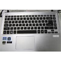 宏�Aspire V5-471G键盘膜14寸保护膜Acer笔记本电脑贴膜凹凸防尘