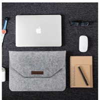 macbook pro内胆包苹果电脑包mac笔记本air13.3保护套潮