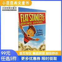 Flat Stanley's Worldwide Adventures#1扁平斯丹利大冒险