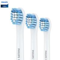 飞利浦(PHILIPS)HX6083迷你敏感电动牙刷头三支装 适用HX3120/HX3216/HX6730/HX936