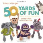 【预订】50 Yards of Fun: Knitting Toys from Scrap Yarn