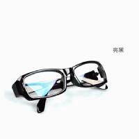 男女款无度数平面平光镜防蓝光防辐射电脑眼镜护目镜潮人眼镜框架
