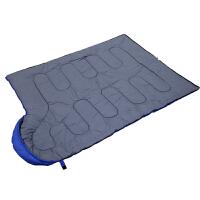 夏季单人拼接双人保暖室内露营双人羽绒棉帐篷睡袋睡袋户外