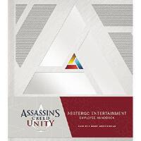 英文原版 《刺客信条》游戏制作艺术 Assassin's Creed Unity: Abstergo Industri