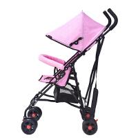 婴儿推车超轻便携式可坐折叠幼儿童简易迷你宝宝小孩手推伞车夏天
