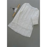 [64-210]新款打底衫女装加绒雪纺衫0.37