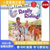 #Pony Scouts Really Riding! 小马童子军:真正的马术 [4-8岁]
