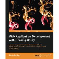 【预订】Web Application with R Using Shiny