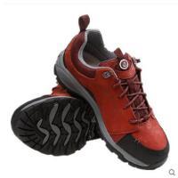 露营登山鞋耐磨透气头层牛皮鞋子户外运动休闲鞋女防水徒步鞋