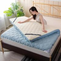 经济型打出游地铺睡垫拼装可折叠单人床垫家用偏双人防止夹棉干燥