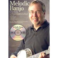 【预订】Melodic Banjo [With CD] 9780825601712