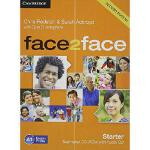 【预订】Face2face Starter Testmaker CD-ROM and Audio CD