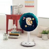 韩式卡通布艺电扇防护罩防尘罩风扇套落地扇电风扇罩子台扇罩