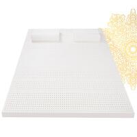 乳胶床垫天然乳胶1.8米1.5米双人床垫子