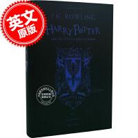 现货 拉文克劳20周年纪念精装版 哈利波特与魔法石 英文原版 Harry Potter Philosopher's S
