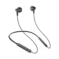 Niye/耐也 蓝牙耳机无线运动跑步双耳颈挂脖式耳塞超长待机头戴入耳式重低音适用小米vivo苹果iphone华为oppo