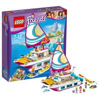 [当当自营]LEGO 乐高 Friends好朋友系列 阳光号游艇 积木拼插儿童益智玩具41317