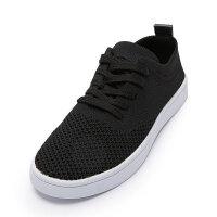 【1件3折到手价:44.7】美特斯邦威板鞋情侣款新款飞织系带板鞋商场款