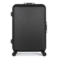 (可礼品卡支付)波斯丹顿拉杆箱 铝框万向轮旅行箱商务深框行李箱男女登机箱 B9173010
