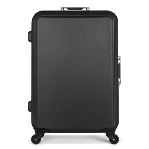 波斯丹顿拉杆箱 铝框万向轮旅行箱商务深框行李箱男女登机箱 B9173010