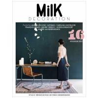 包邮全年订阅 MILK DECORATION 室内居家设计杂志 法国英文原版 年订4期