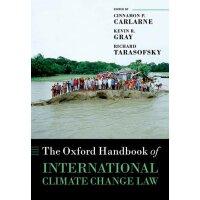 【预订】The Oxford Handbook of International Climate Change Law