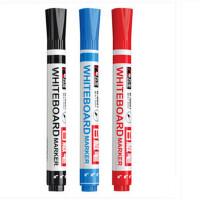 金万年K-0607白板笔 加墨水水性笔 可擦授课笔 会议笔 10支/盒