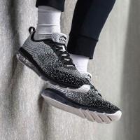李宁经典休闲鞋男鞋夏季运动时尚系列全掌气垫透气舒适运动鞋AGCN075