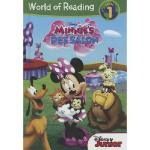 【预订】Minnie's Pet Salon: Level 1: Minnie's Pet Salon: Level