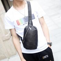新款胸包 韩版男包休闲单肩包男士小胸包复古斜挎包小包潮包胸包