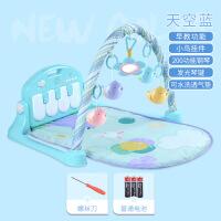 ?新生婴儿玩具脚踏钢琴健身架器3-6-12个月男孩女孩宝宝0-1岁