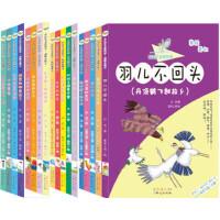 小达尔文爱科学 美绘桥梁书18册 彩图版儿童图书 0-3-6岁幼儿启蒙认知早教图画书 少儿科普百科全书 亲子共读绘本