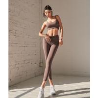 蜜桃提臀健身裤女弹力紧身运动裤外穿健美翘臀训练瑜伽裤冬