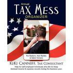 【预订】Annual Tax Mess Organizer for Barbers, Hair Stylists &