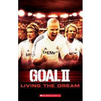 ELT Readers 一球成名2(书+CD)Goal II Living the Dream Audio Pack