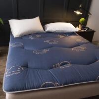 秋儿童床褥子1.2X1.9长1.床1.5X2米夹棉薄款床垫子可水洗1宽1.8