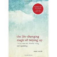英文原版 近藤麻理惠:怦然心动的人生整理魔法 The Life-Changing Magic of Tidying U