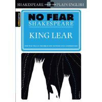 King Lear (No Fear Shakespeare) 别怕莎士比亚:李尔* 古英语现代英语对照