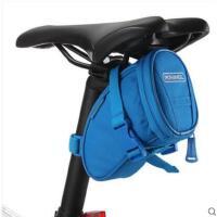 单车尾包小巧户外后座包折叠车座垫包自行车尾包山地公路车鞍座包