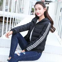冬季韩版外套女短款加厚棉袄加大码显瘦学生多色棉衣