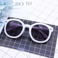 儿童眼镜 明星太阳镜 uv400儿童太阳眼镜 树脂墨镜
