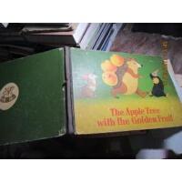 【旧书二手书九成新】the apple tree with the golden fruit 精 1376【沫若书店】