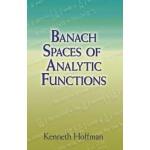 Banach Spaces of Analytic Functions (【按需印刷】)