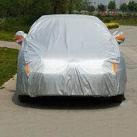 比亚迪铃木吉利斯柯达中华北汽汽车车衣车罩防晒隔热加厚车套外罩牛津布车衣