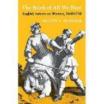 【预订】The Brink of All We Hate: English Satires on Women, 166