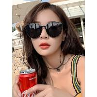 偏光太阳镜女圆脸墨镜眼镜防紫外线